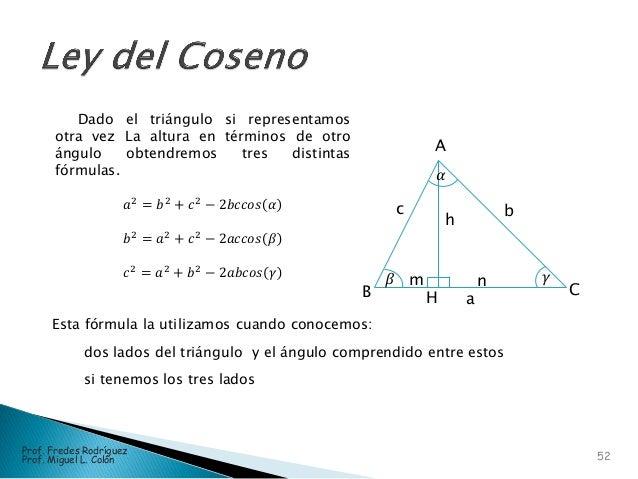 Preferência Conferencia taller ley del seno y coseno (maestros-final)hotel FZ57