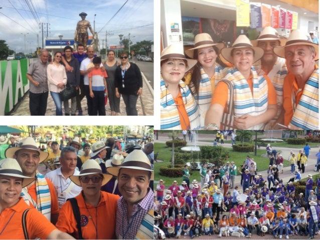 V Conferencia del Distrito 4281 de Rotary - Armenia Junio 2018