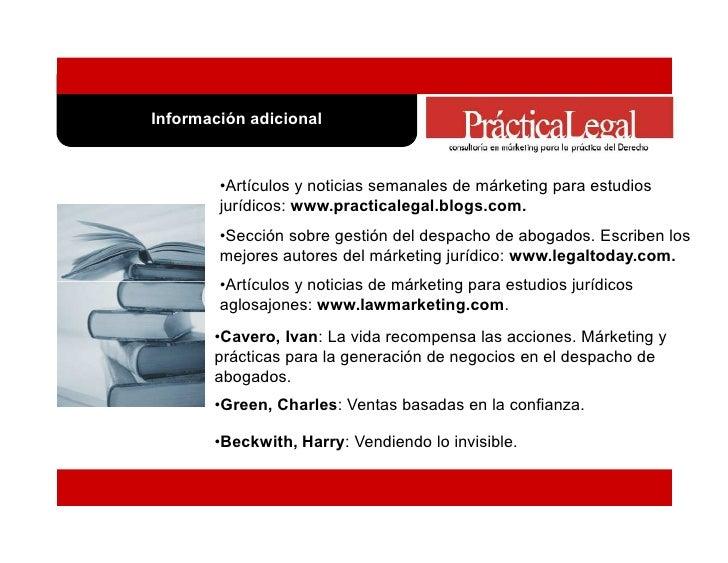 Conferencia De Marketing Jur Dico En El Colegio De