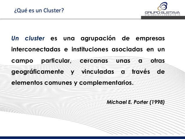el cluster del vino de california The california wine cluster spanish translation: conglomerado (emporio) californiano del vino/conglomerado vitivinícola californiano login or register (free and only takes a few minutes) to participate in this question.