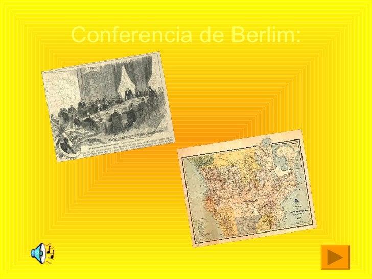 Conferencia de Berlim:
