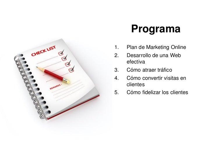 Marketing Online: Un Caso Práctico Slide 3