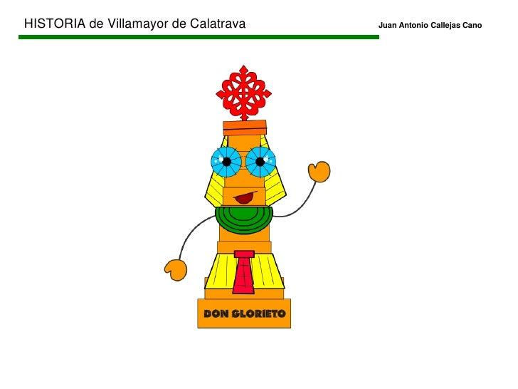 HISTORIA de Villamayor de CalatravaJuan Antonio Callejas Cano<br />Foto de la roca<br />Imagen captada al inicio de la...