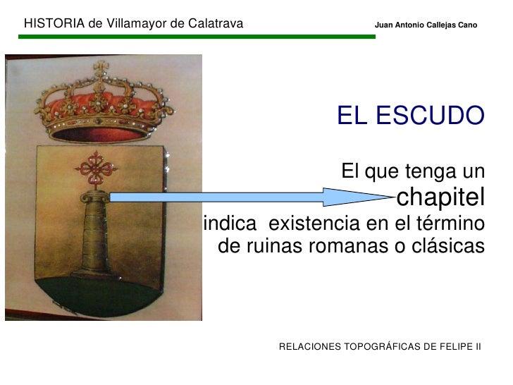 Conquista de Hispania por los Romanos (siglo III aC)</li></li></ul><li>HISTORIA de Villamayor de CalatravaJuan Antonio...