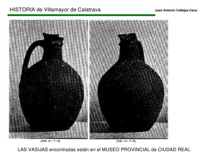 HISTORIA de Villamayor de CalatravaJuan Antonio Callejas Cano<br />Foto de la roca<br />