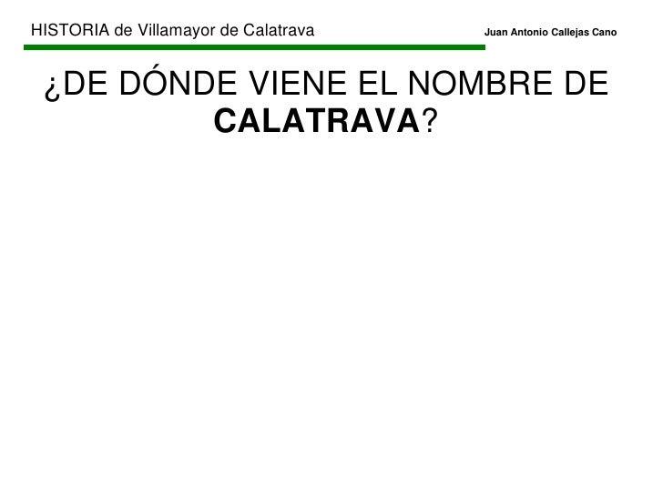 HISTORIA de Villamayor de CalatravaJuan Antonio Callejas Cano<br />25 DE ABRIL DE 1968<br />D. ROMÁN CABELLO<br />