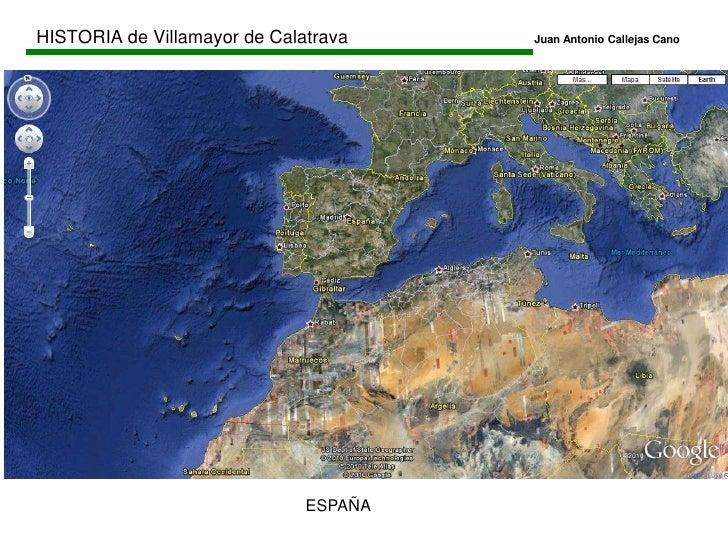 HISTORIA de Villamayor de CalatravaJuan Antonio Callejas Cano<br />EUROPA<br />