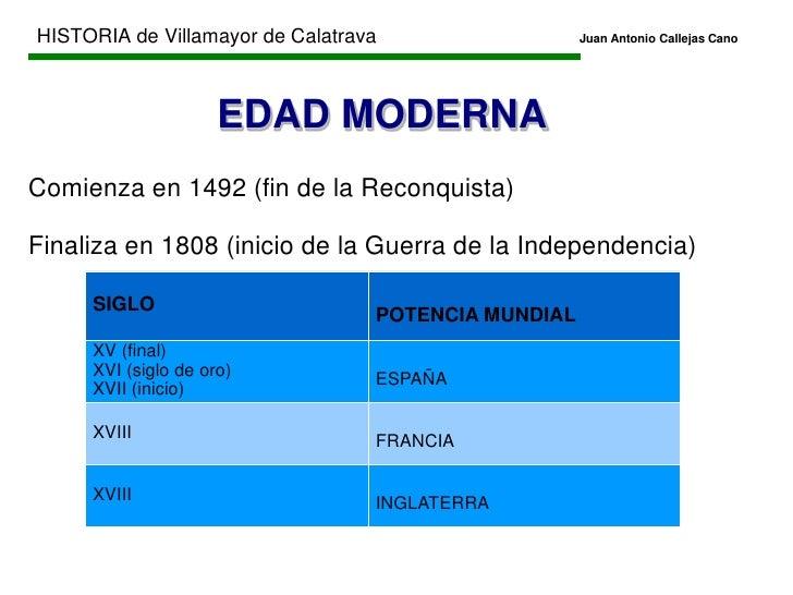 HISTORIA de Villamayor de CalatravaJuan Antonio Callejas Cano<br />SITUACIÓN DE VILLAMAYOR  <br />en la Edad Media(Cor...