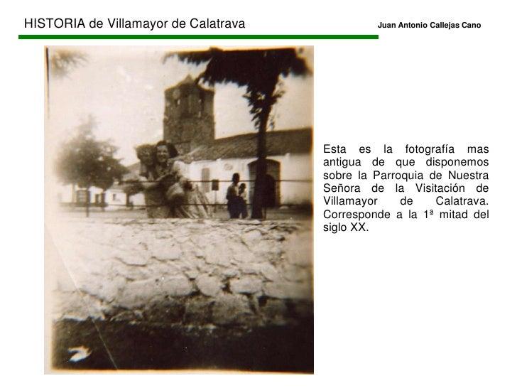 HISTORIA de Villamayor de CalatravaJuan Antonio Callejas Cano<br />CATASTRO <br />DEL <br />MARQUÉS DE LA ENSENADA<br ...