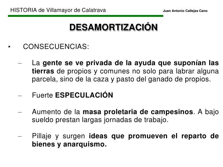 HISTORIA de Villamayor de CalatravaJuan Antonio Callejas Cano<br />EL ARCHIVO MUNICIPAL DE <br />VILLAMAYOR DE CALATRA...