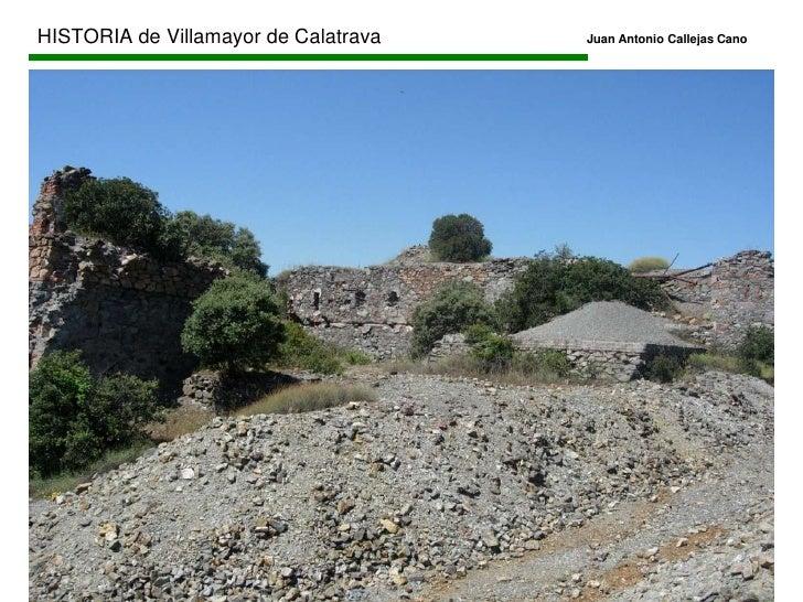 Reinado de Amadeo I de Saboya </li></li></ul><li>HISTORIA de Villamayor de CalatravaJuan Antonio Callejas Cano<br />ED...