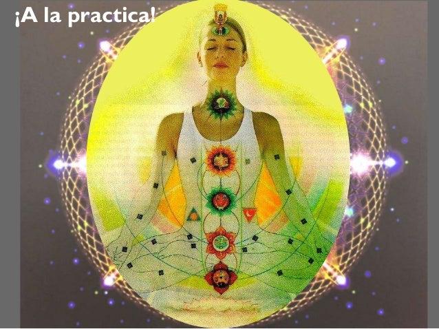 Ejercicio: La fusión de la personalidad con           el cuerpo espiritualUniendo los dos cuerpos:• La personalidad devolv...