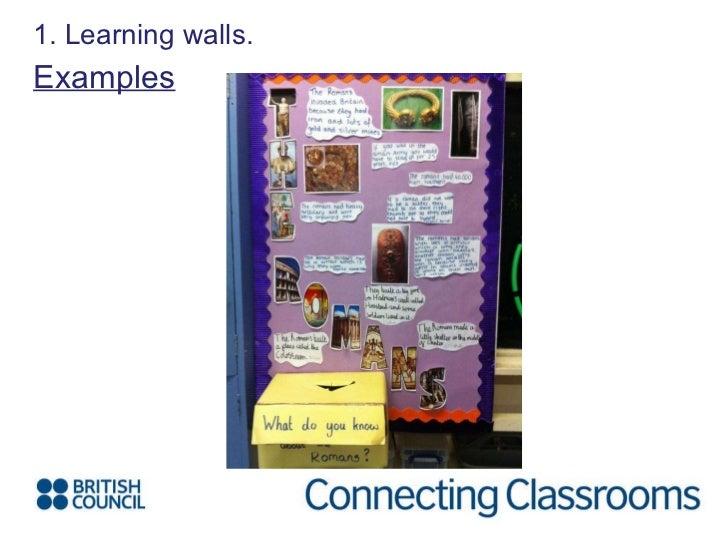 <ul><li>1. Learning walls. </li></ul><ul><li>Examples </li></ul>