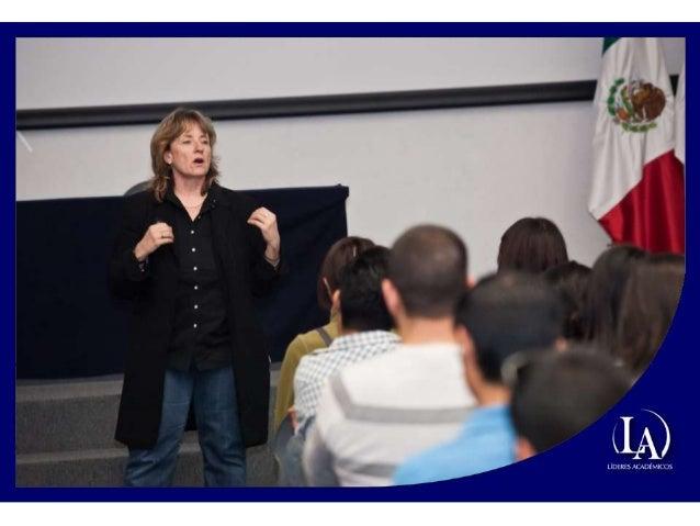 Conferencia Michelle Messina