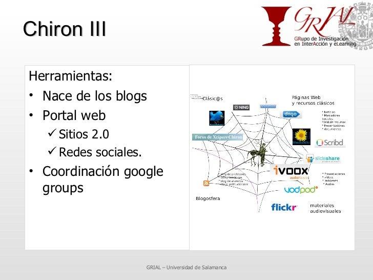Redes sociales, comunidades y aprendizaje