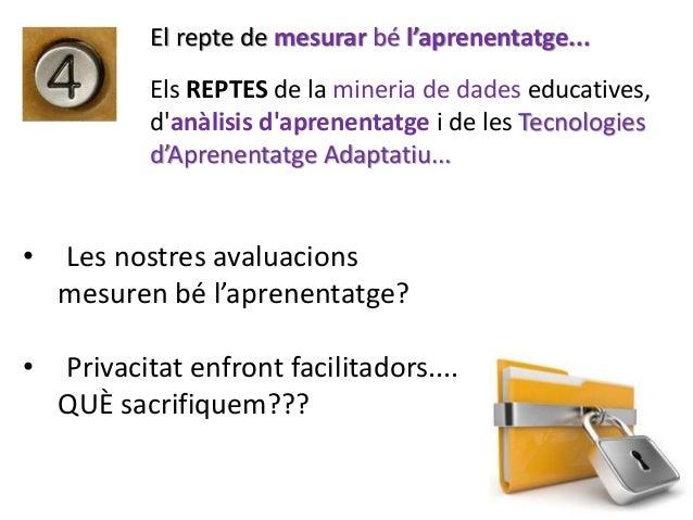 Un altre REPTE... com certificar l'aprenentatge formal, informal i no formal?