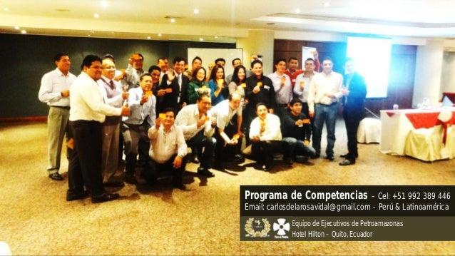Talleres Y Charlas Motivacionales Lima Perú