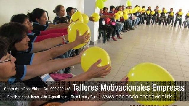 Conferencias Gratis Para Jóvenes Charlas Talleres Lima Perú