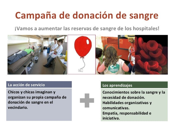 Campaña de donación de sangre ¡Vamos a aumentar las reservas de sangre de los hospitales! La acción de servicio Chicos y c...