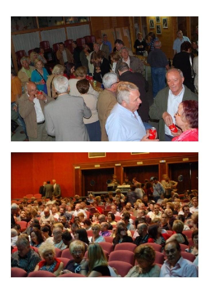 Conferencia Y Festival San Sebastián de Los Ballesteros en Cataluña Slide 3