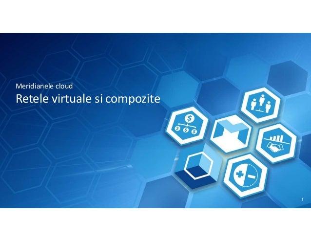 Meridianele cloud Retele virtuale si compozite 1