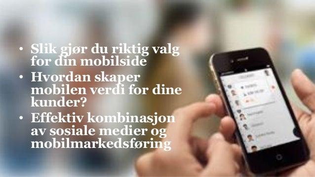 Effektiv Mobilstrategi Slide 3