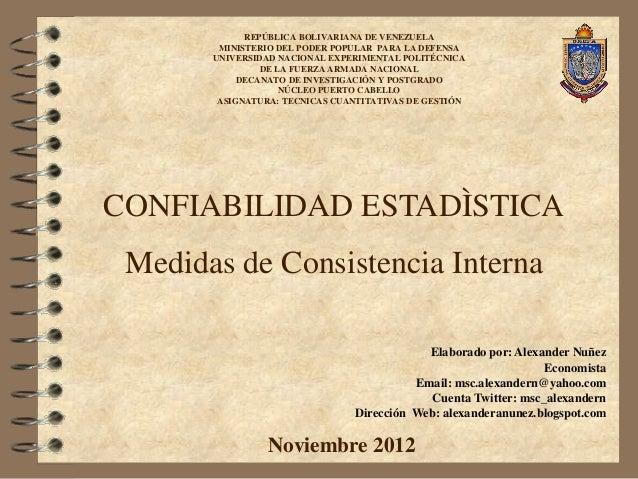 REPÚBLICA BOLIVARIANA DE VENEZUELA        MINISTERIO DEL PODER POPULAR PARA LA DEFENSA       UNIVERSIDAD NACIONAL EXPERIME...