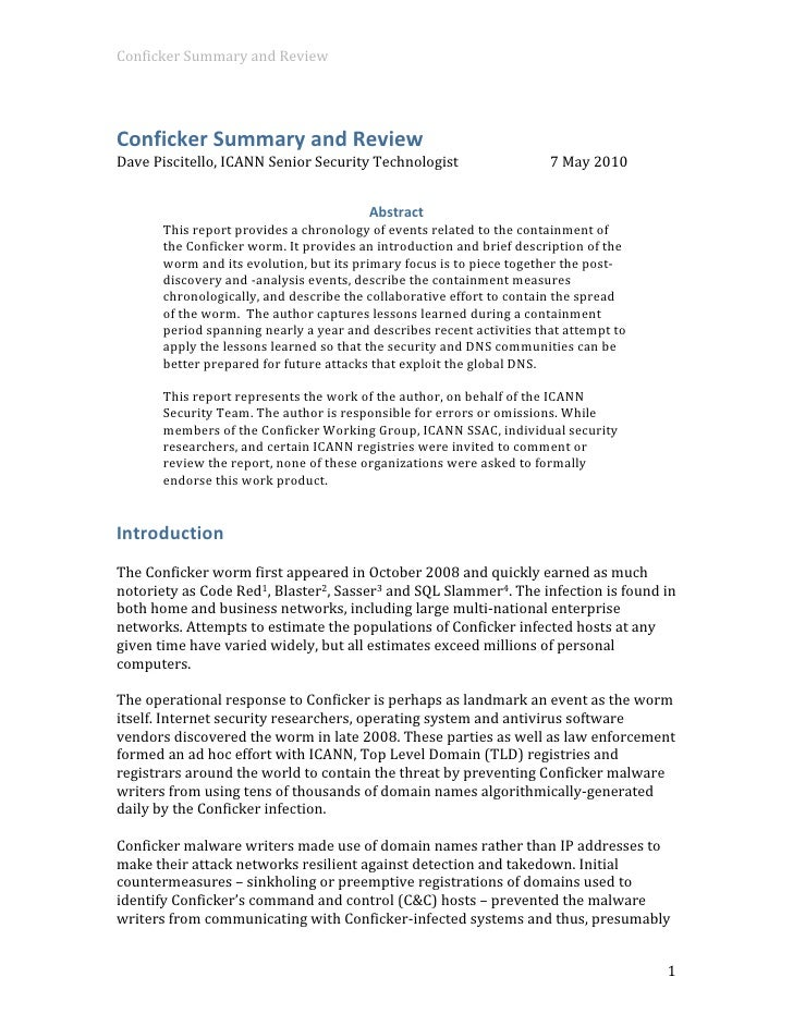 Conficker