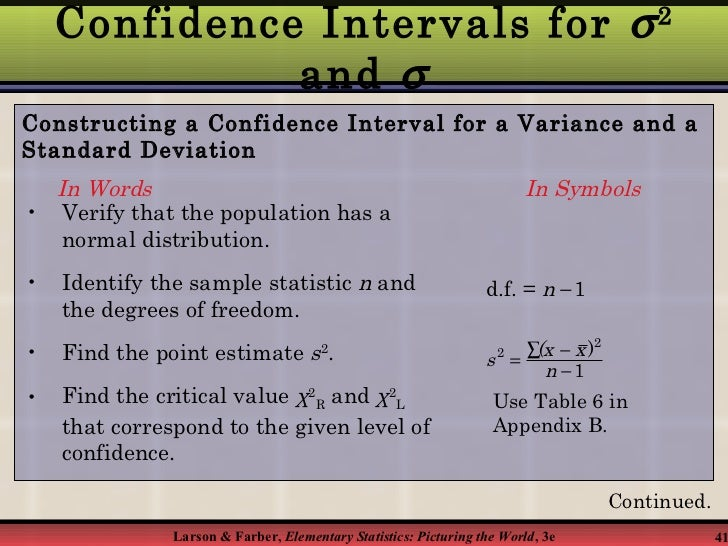 how to find confidence interval without standard deviation