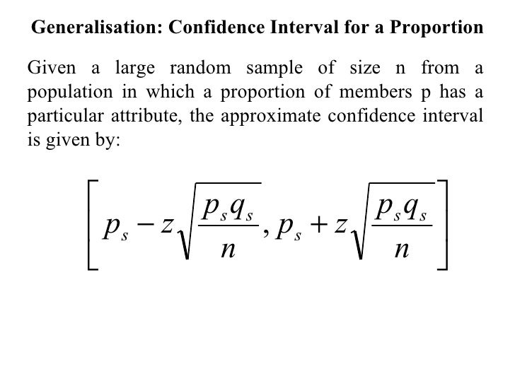 statistics normal distribution and confidence interval A normal distribution we could use reading 23b: confidence intervals for the mean.