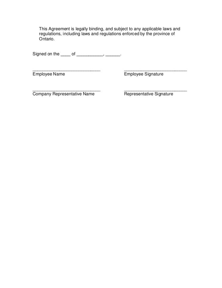 Confidentiality agreement – Patient Confidentiality Agreement