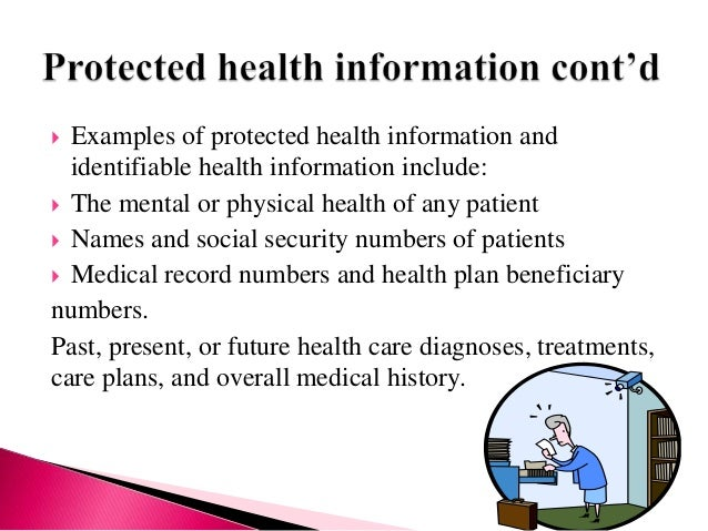 confidentiality of health information hit 109 The health information management (him) profession and the american health information management association (ahima) believe confidentiality, privacy, and security are essential components of a viable health record, reliable health information exchange, and the fostering of trust between healthcare.