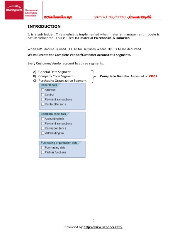sap fi ap configuration end user guide rh slideshare net