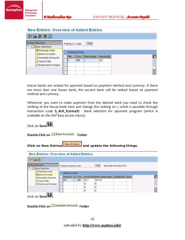 sap fico configuration case study This guide contains configuration procedures for configuring basic prerequisites of sap finance (fi) module each procedures is demonstrated with screenshots with a.