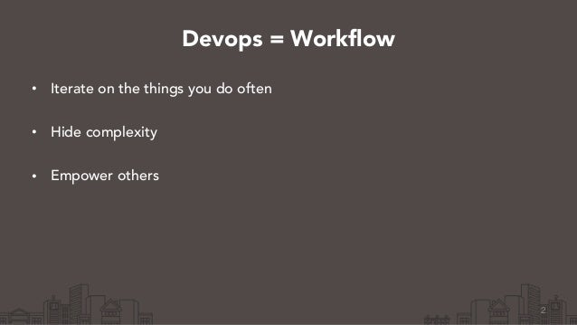 Empowering developers to deploy their own data stores Slide 2