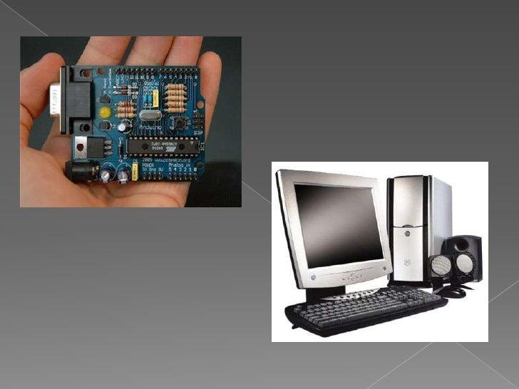 configuracion de hadware