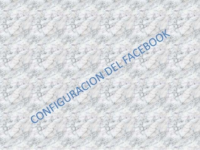 • Paso 1: Accede la configuración de tu cuenta  Esta guía te muestra cómo configurar tu  cuenta de Facebook para que use u...