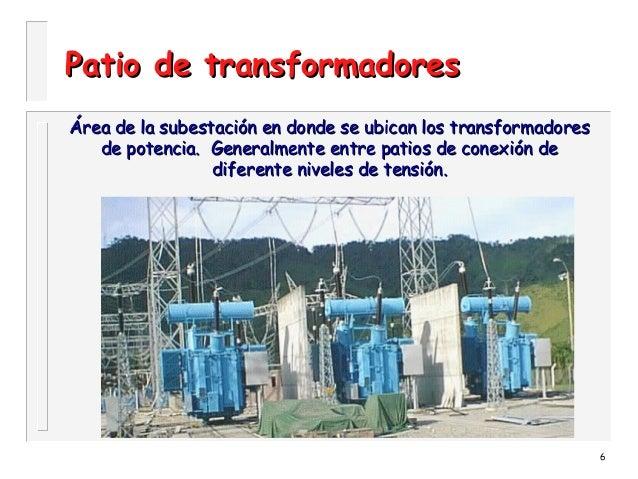 Subestaciones eléctricas de extra alta tensión