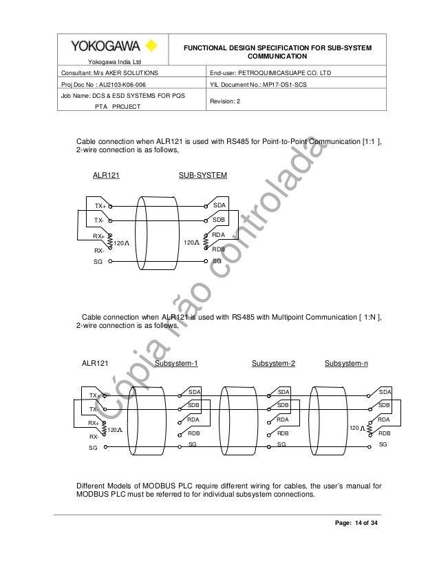 wiring modbus connection diagram data wiring diagram today Plc Wiring Diagram wiring modbus connection diagram wiring data diagram rs485 4 wire connection diagram configura��o modbus yokogawa modbus
