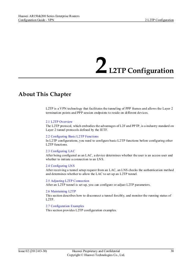 Configuration guide vpn(v200 r002c00-02)