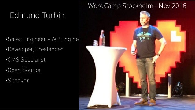 Configuration Management in WordPress Slide 3