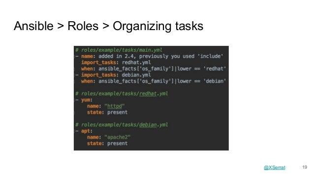 Configuration management I - Ansible + Packer
