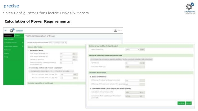 Sizing servo motors for Servo motor sizing calculator online
