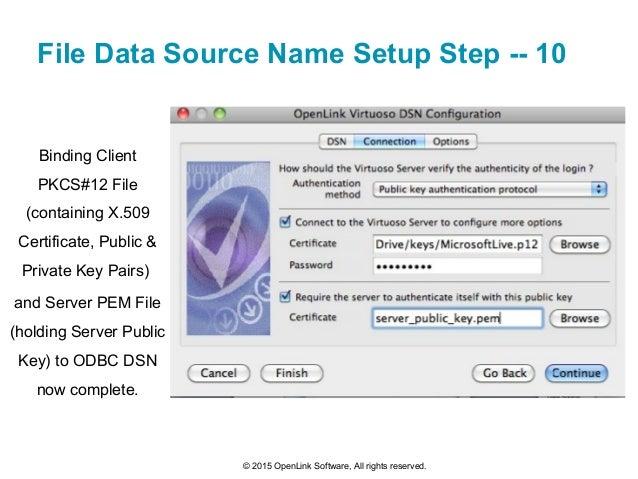 Configuring ODBC on Mac OS X - Apache Drill