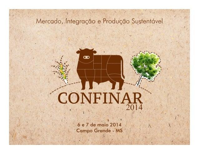 A produção de carne bovina se tornou, nas últimas décadas, uma atividade com margem menor, perdendo competitividade em rel...