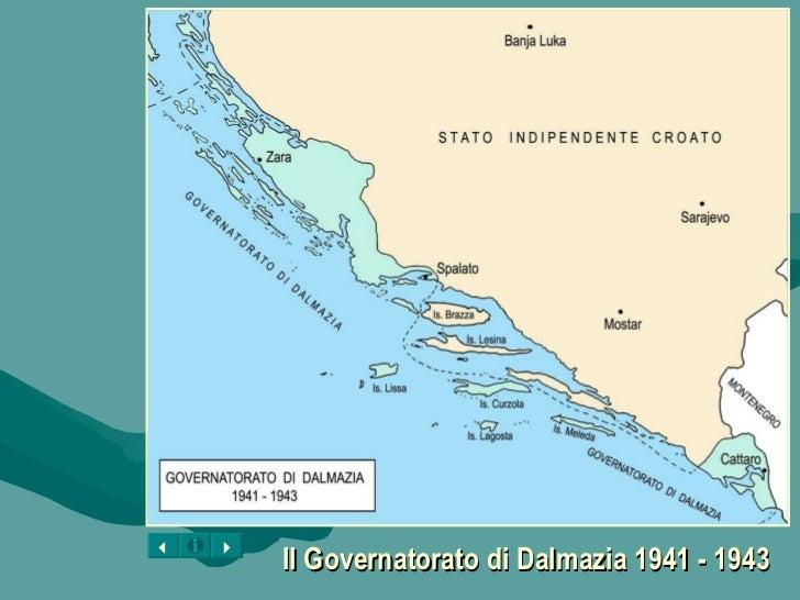 Dalmazia Italiana Cartina.Confine Orientale Presentazione Cd