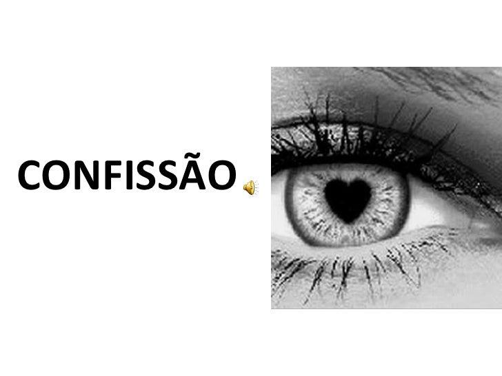 CONFISSÃO