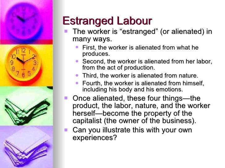 estranged labour