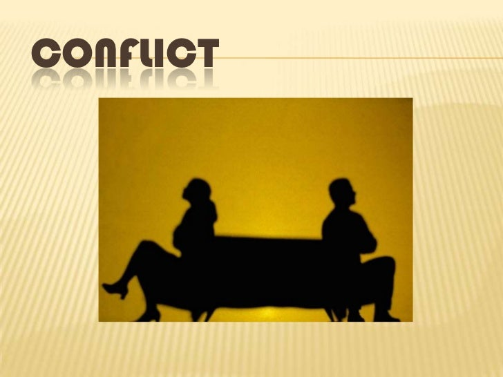 Conflict<br />