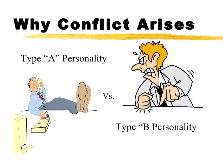 type a vs type b personality
